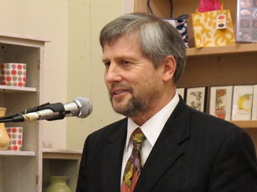 Karl Marlantes, April 2010 Reading